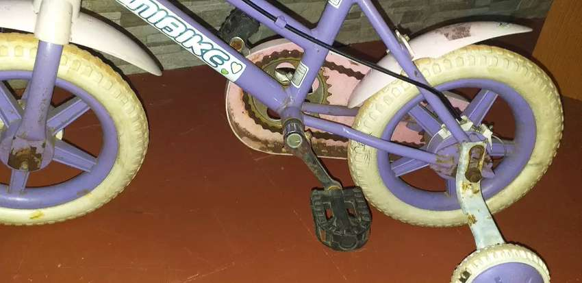 Bicicleta nena 0