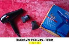Secador semi-profesional marca Turbox