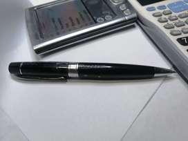 Portaminas sheaffer prelude laca negro usado desgaste funcional elegante