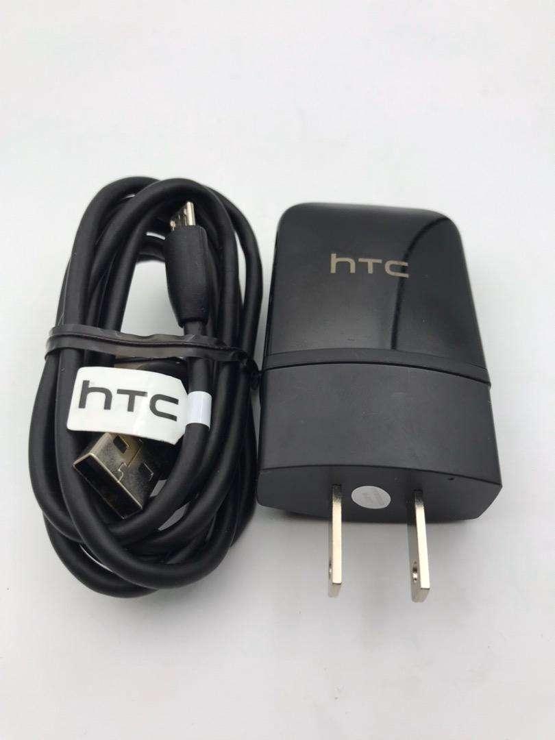Cargador HTC de 1.5 amperios con canle micro USB 0
