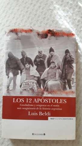 Libro los 12 apóstoles