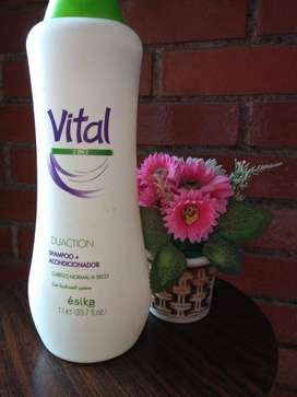 Shampoo Vital 2 en 1