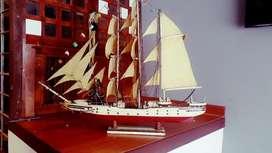 Vendo Barcos de Madera