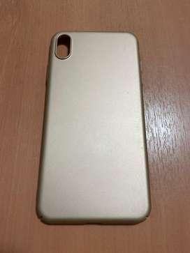 Funda plastica semirigida para iPhone X Max / XS Max
