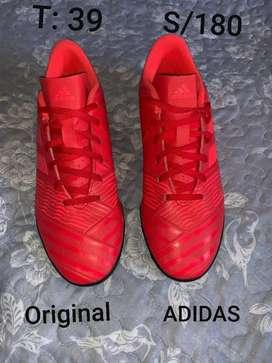 Zapatillas -futbol Adidas