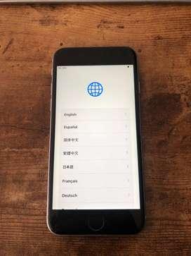 Vendo Iphone 6S 16GB usado (sin cargador, no audífonos)