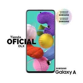 Samsung Galaxy A51, Tienda Oficial Samsung, Original, Homologado