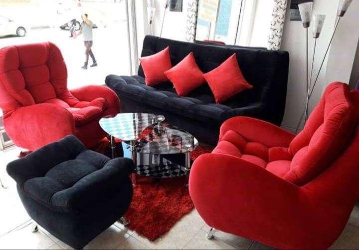 Juegos de sala , sofá camas, sillas y puffs