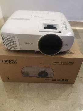 Video beams  blanco