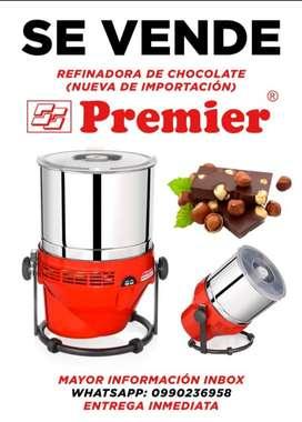 Refrinadora de Chocolate.