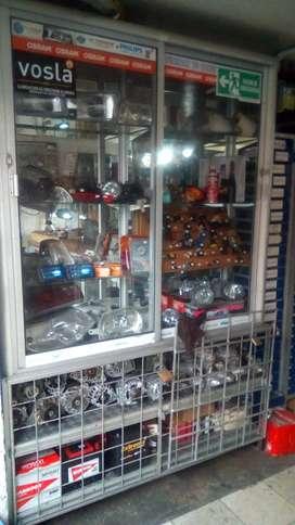se vende taller almacén mecánica