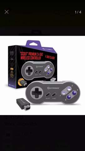 Joystick Alternativo Mini NES sin uso