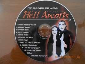 VENDO 3 CD HEAVY METAL