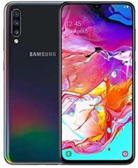 Samsung Galaxy A70 -  9.9/10