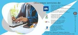 Servicio de contabilidad y SRI
