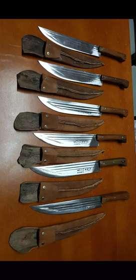 cuchillos para el asado
