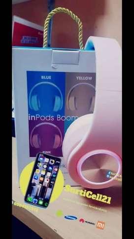 Audifonos Bluetooh grandes, sonidos garantizados