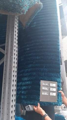 Vendo alfombra Grande 1.60 x 2.30 NUEVA BARATA MARCA SHAGGY