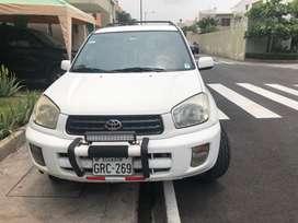 Carro Toyota 4x4 Lo mejor