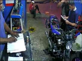 Necesito mecánico de motos