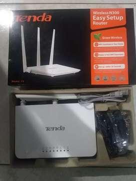 Repetidor wifi tenda F3