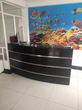 Vendo restaurante pescadería y marisquería bien amoblado