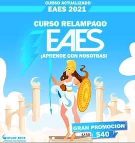 CURSO DE ACTUALIZADO EAES 2021 ‼️ INGRESA A LA UNIVERSIDAD CON NOSOTRAS‼️