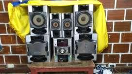 Vendo planta de sonido sony