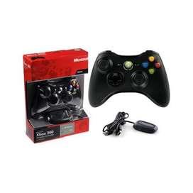 Control Para Xbox 360 Y Pc Windows Alámbrico