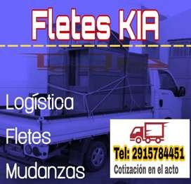 Fletes - Mudanzas