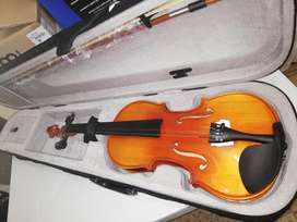 Violin Sbt Nuevos Madera Natural