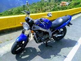 Moto GS 500.
