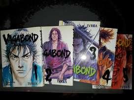 Vagabond (T. Inoue) Completo 1 Al 37 - Ed.ivrea completo hasta el momento!