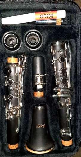 Clarinete prelude