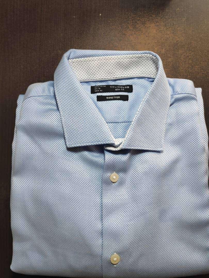 Camisas slim fit CELIO (francesas) 0