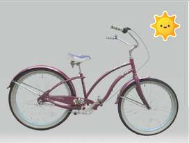Bicicleta Trek Wasabi Mujer