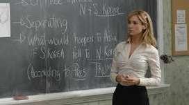 Necesitamos una profesora con experiencia en clases de bachillerato