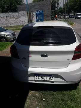 Vendo ford ka blanco 60.000km