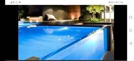 Vendo acrílicos transparentes para piscina