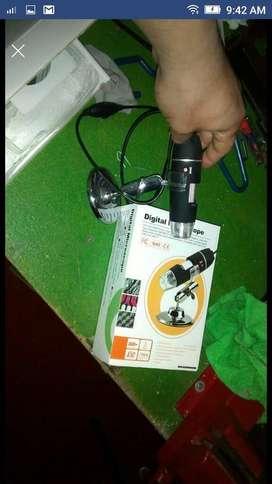 Vendo Microscopio Digital Usb para Pc