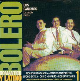 Boleros Romantico y Latino 35 CD