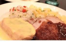 Platos tipo buffet desde 8000 pesos