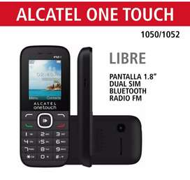 Alcatel One Touch 10-52 Libre Nuevo Once