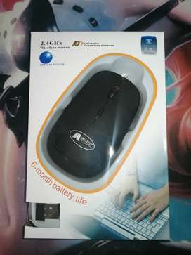 Mouse inalámbrico $32.000