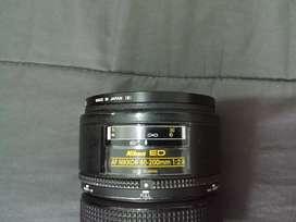 Vendo o permuto Lente Nikon 80 - 200 f2.8