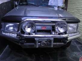 Bumper Defensa Toyota Hilux  o 4runner del 93 al 04