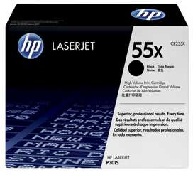 CARTUCHO HP LASERJET 55X