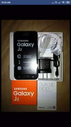 Celular Samsung j2 nuevo liberado