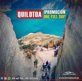 Viajes Expres Puerta a Puerta Quilotoa