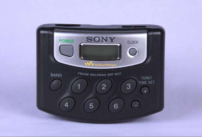Sony Walkman Digital Tuning Radio Estéreo Portátil / Único